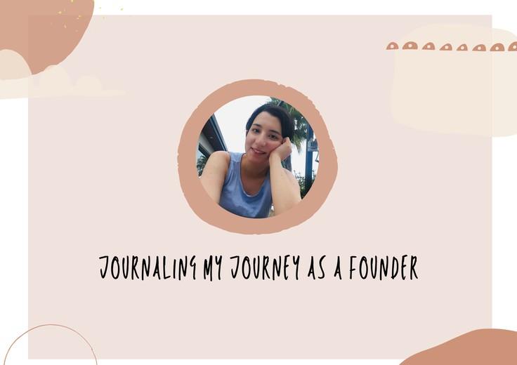 My entrepreneurial journal 📝 Flow Cover