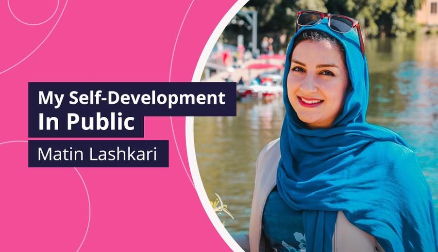 My self-development in public Flow Cover